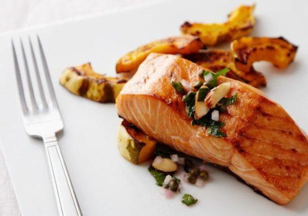 Four Ways to Bake Salmon