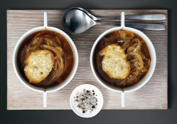 Onion Soup out of the bag